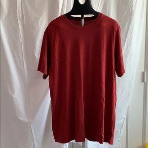 3/$24 Eddie Bauer legend wash red t-shirt TXL